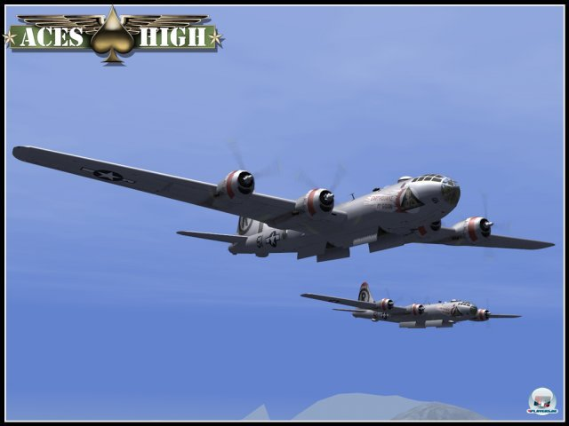 Screenshot - Aces High (PC)