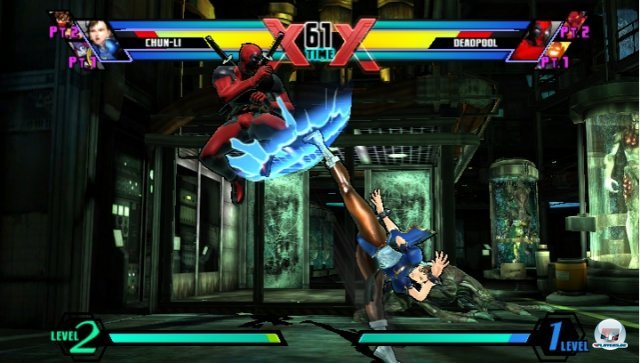 Screenshot - Ultimate Marvel vs. Capcom 3 (PS_Vita) 2263117