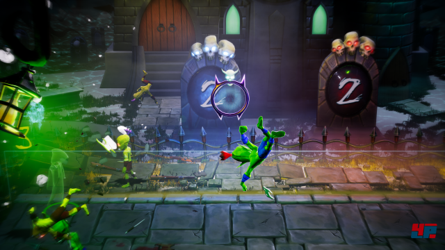 Screenshot - Graveball (PC)