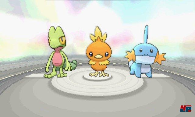 Pokémon Alpha Saphir Video Screenshots Die Hoenn Region Und Mehr