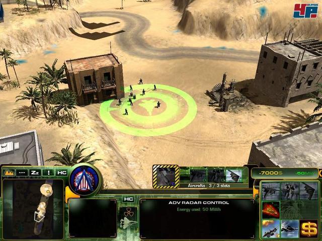 Скриншоты для игры Act of War: Шок и трепет Act of War: Direct A