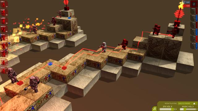 Screenshot - Cubemen 2 (PC)