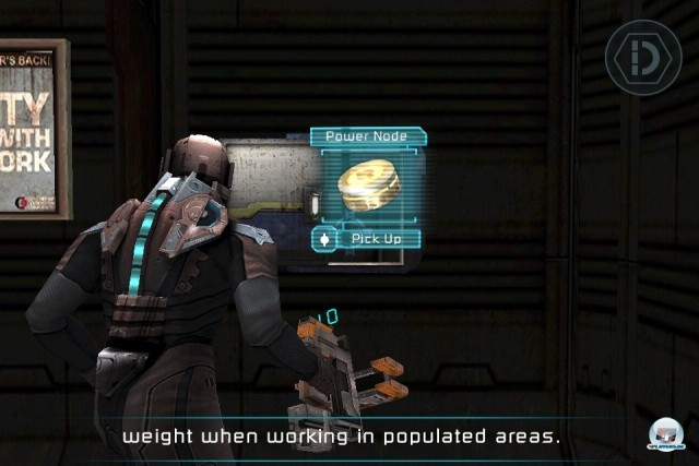 Screenshot - Dead Space (iPhone) 2219984