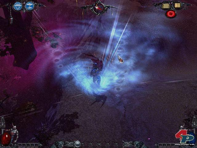 Следующая игра - Магия крови (в оригинале - Blood Magic), разра