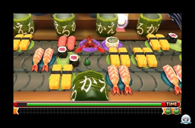 Screenshot - Frogger 3D (3DS) 2252602