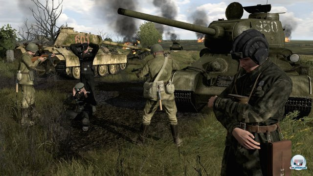 Screenshot - Iron Front - Liberation 1944 (PC) 2347207