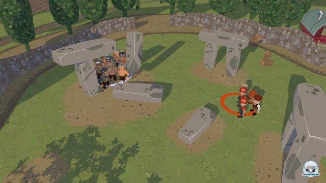 Screenshot - When Vikings Attack! (PlayStation3) 2393762
