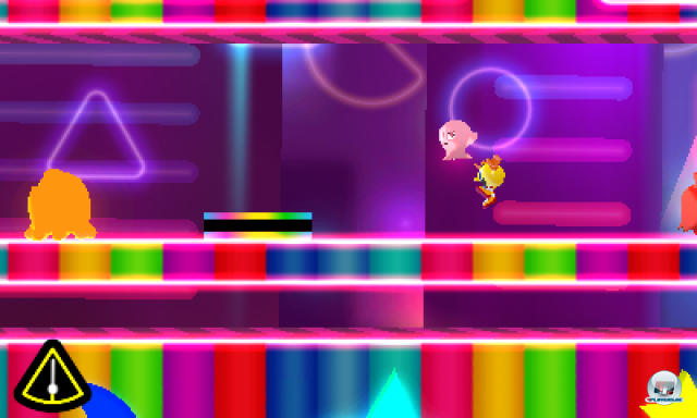 Screenshot - Pac-Man & Galaga Dimensions (3DS) 2257312