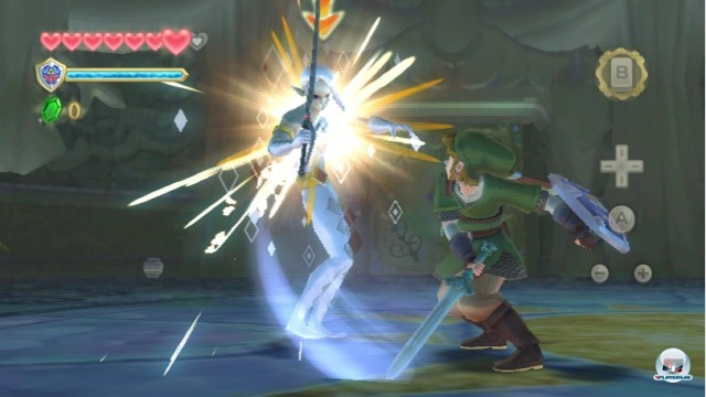 Screenshot - The Legend of Zelda: Skyward Sword (Wii) 2229568