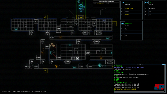 Screenshot - Duskers (Linux) 92526953