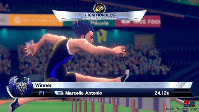 Screenshot - Hyper Sports R (Switch) 92572128