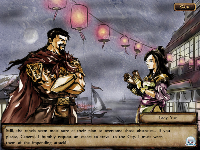 Screenshot - Autumn Dynasty (iPad) 2369762