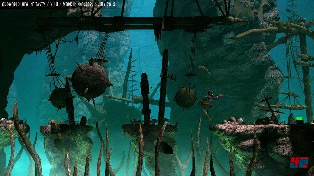 Screenshot - Oddworld: New 'n' Tasty (Wii_U) 92510924