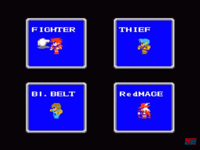 Screenshot - Final Fantasy (NES)