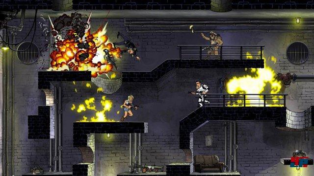 Screenshot - Guns, Gore & Cannoli (XboxOne)