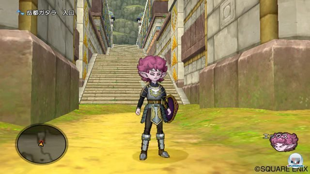 Screenshot - Dragon Quest X Online (Wii) 2280337