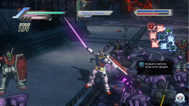 Screenshot - Dynasty Warriors: Gundam 3 (360) 2221607