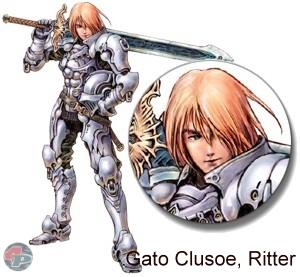 Gato Cluseo, Quest NPC