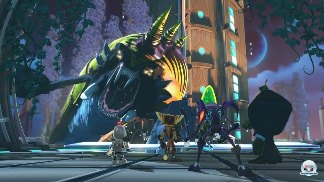 Screenshot - Ratchet & Clank: All 4 One (PlayStation3) 2228147