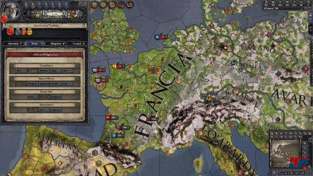 Screenshot - Crusader Kings 2 (Linux) 92518091