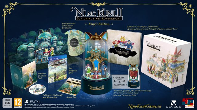 Screenshot - Ni No Kuni 2: Schicksal eines Königreichs (PC)