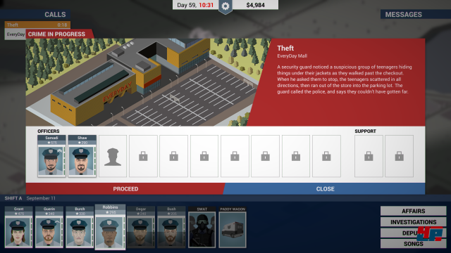 Screenshot - This Is the Police (PC)