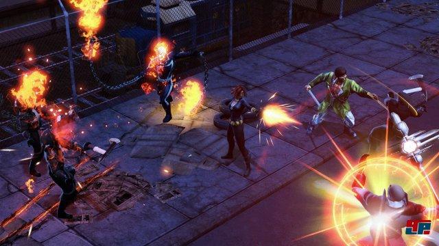 Screenshot - Marvel Heroes Omega (One) 92549329