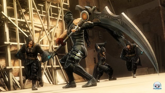 Screenshot - Ninja Gaiden 3 - Razor's Edge (Wii_U) 92416767