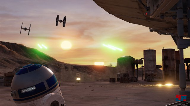 Screenshot - Star Wars: Trials of Tatooine (HTCVive)