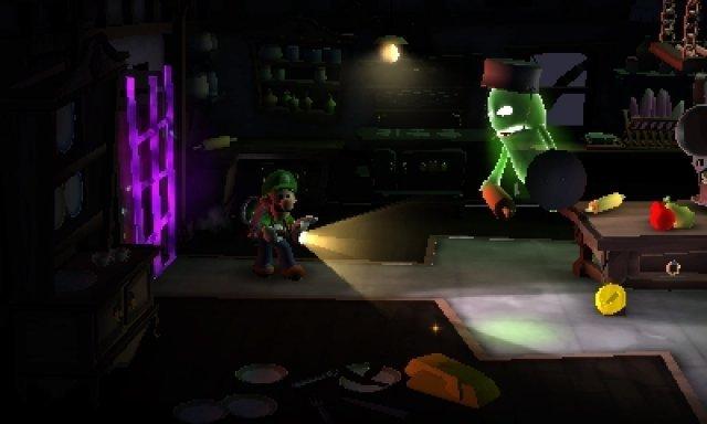 Screenshot - Luigi's Mansion: Dark Moon (3DS) 2360877