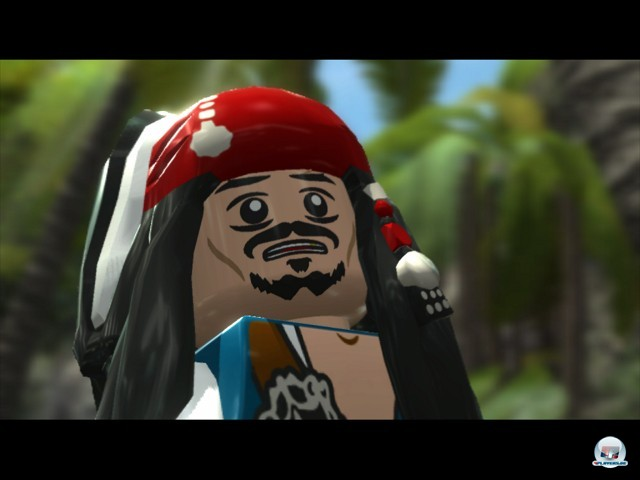Screenshot - Lego Pirates of the Caribbean - Das Videospiel (360) 2221362