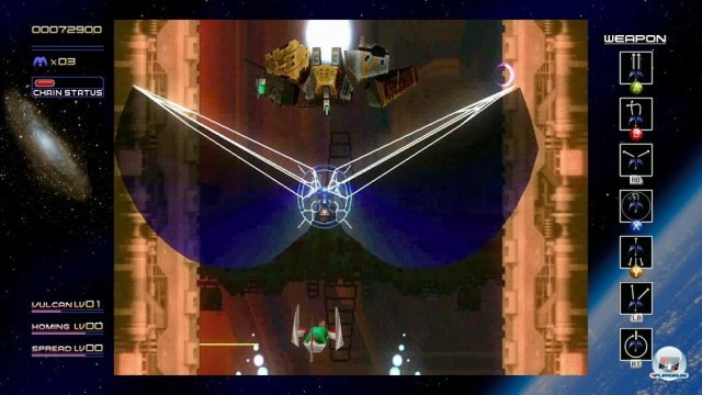 Screenshot - Radiant Silvergun (360) 2234589