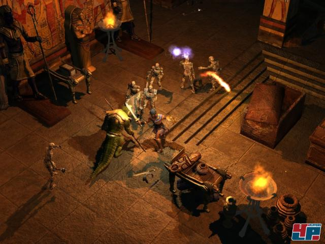 ToTheGame - Screenshot of Titan Quest (PC) .