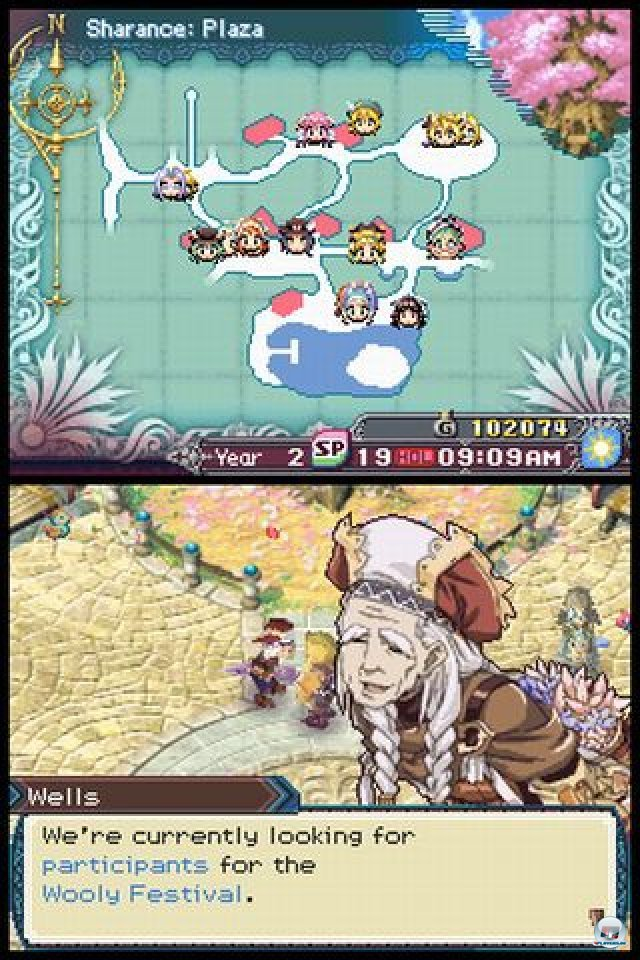 Screenshot - Rune Factory 3: A Fantasy Harvest Moon (NDS) 2273212