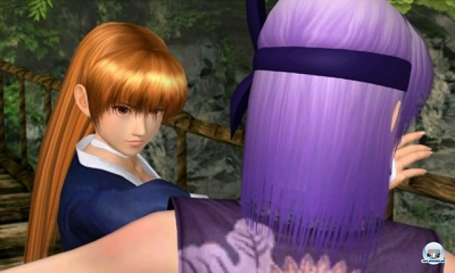 Screenshot - Dead or Alive: Dimensions (NDS) 2224194