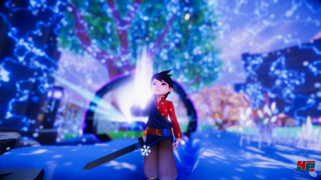 Screenshot - Ary and the Secret of Seasons (PC)