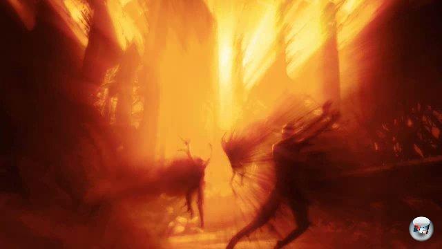<br><br>...allerdings nicht ohne verstörende Visionen in Shepards Kopf zu hinterlassen, in denen er/sie vor der Rasse der mysteriösen Reaper gewarnt wird. 2051258