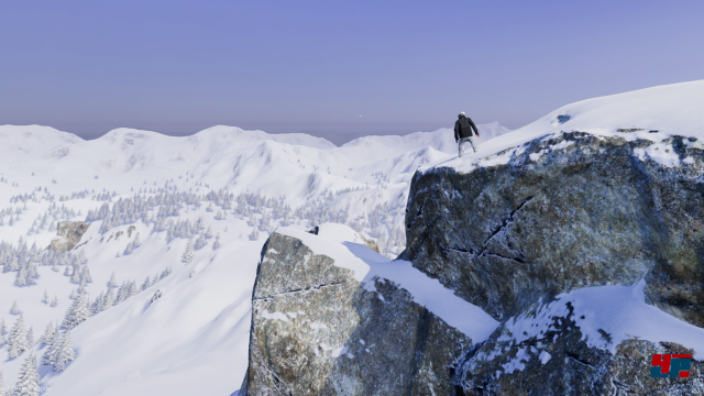 Screenshot - The Snowboard Game (PC)