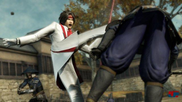 Screenshot - Samurai Warriors 4 DX (PS4)