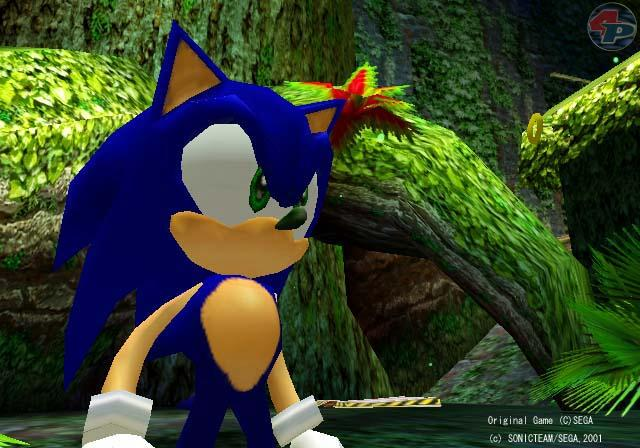 Segas Sonic the Hedgehog 15980