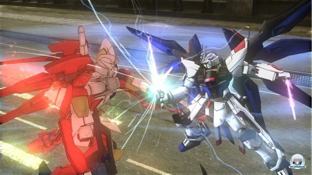 Screenshot - Dynasty Warriors: Gundam 3 (360) 2221587
