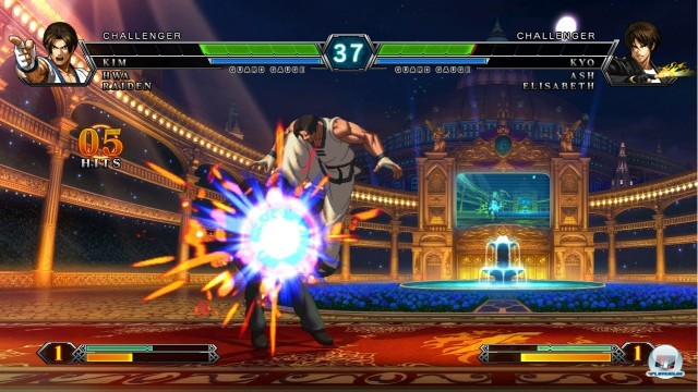 Screenshot - The King of Fighters XIII (360)