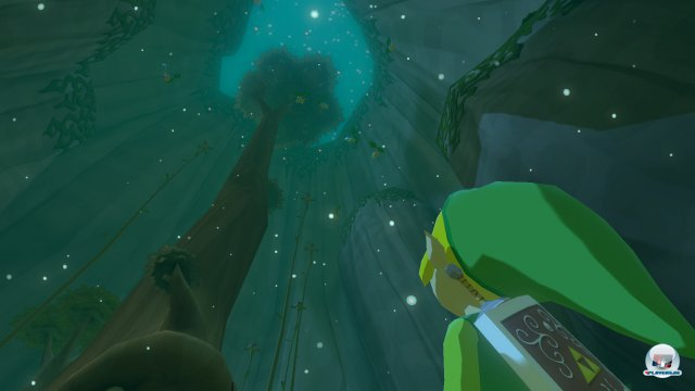 Screenshot - The Legend of Zelda: The Wind Waker (Wii_U) 92468376