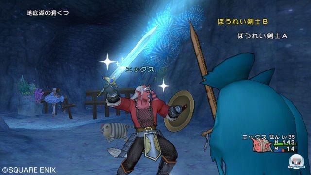 Screenshot - Dragon Quest X Online (Wii) 2289932