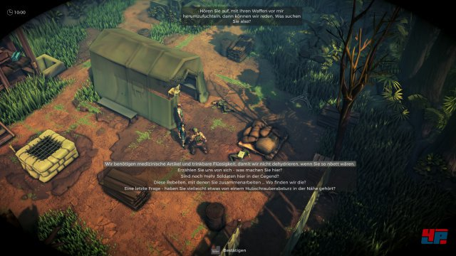 Screenshot - Jagged Alliance: Rage! (PC)
