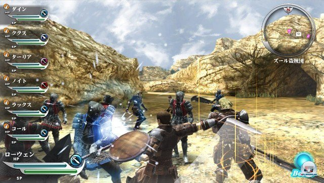 Screenshot - Valhalla Knights 3 (PS_Vita)