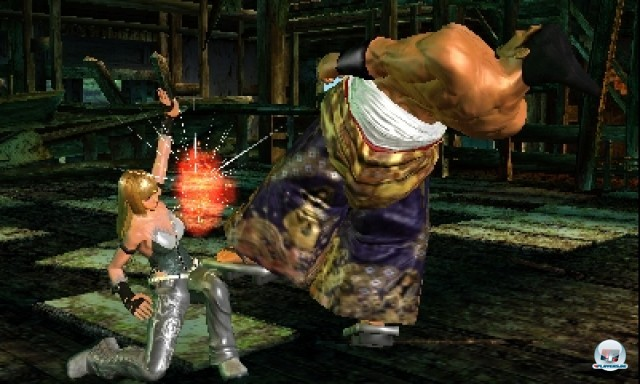 Screenshot - Tekken 3D Prime Edition (3DS) 2250692