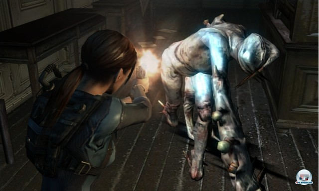 Screenshot - Resident Evil: Revelations (3DS) 2230177