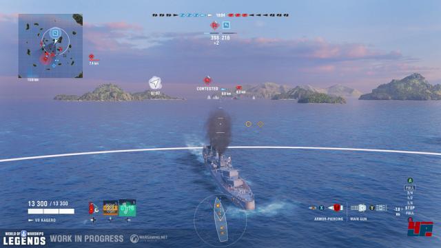 Screenshot - World of Warships (PS4) 92572416