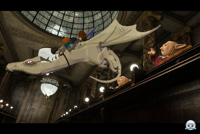 Screenshot - Lego Harry Potter: Die Jahre 5-7 (360) 2289337